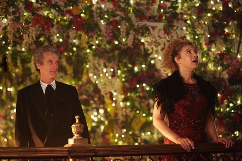 Doctor Who Christmas.Check Out The New Doctor Who Images Of River Song In The