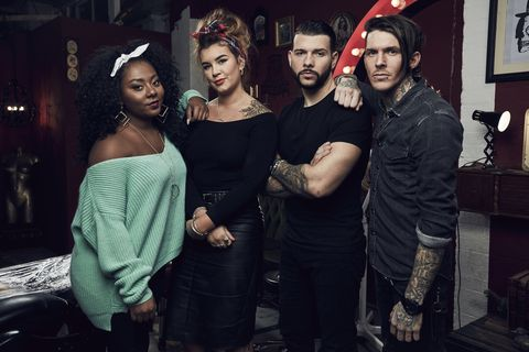 Jay Hutton Finally Hits Back At Tattoo Fixers Haters