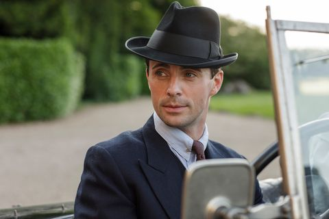 Matthew Goode will appear in the Downton Abbey movie – but
