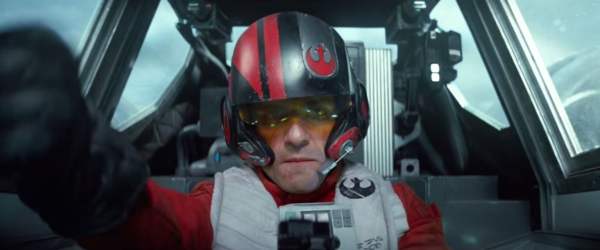 Star Wars' Poe Dameron revealed to have a tie to the original trilogy