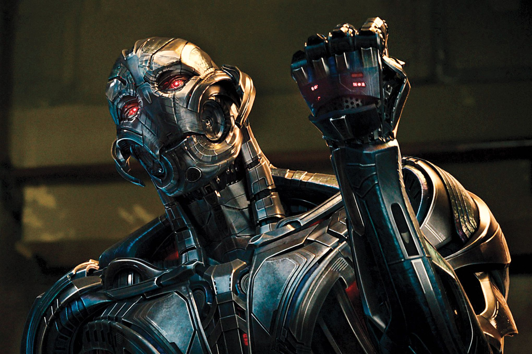 Avengers: Damage Control recasts Ultron with another Marvel villain actor
