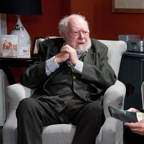 Emmerdale dedicates latest episodes to actor Freddie Jones