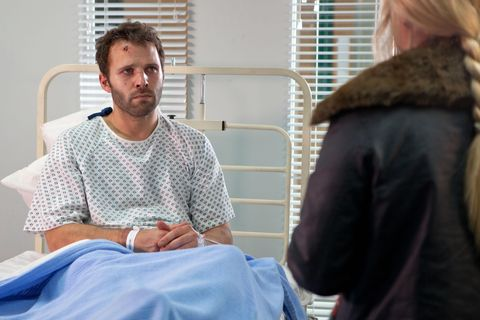 Lockie tries to warn Leela about Cameron