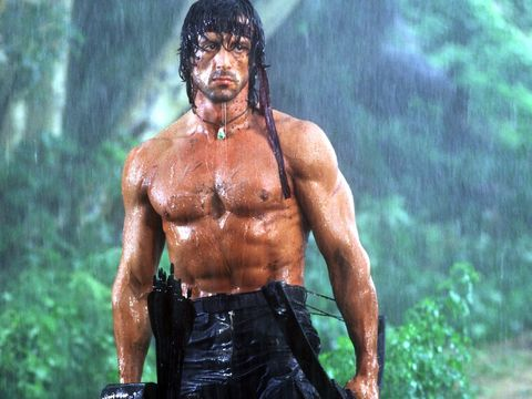 Sylvester Stallone gives first Rambo 5 look and he's a