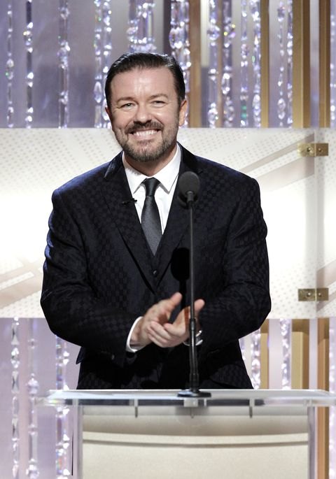 Ricky Gervais: His 30 funniest, sharpest and rudest insults ever