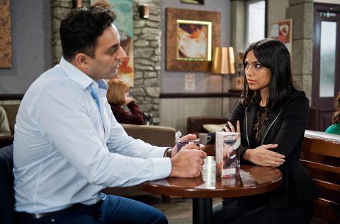 Priya is stunned by Rakesh's admission