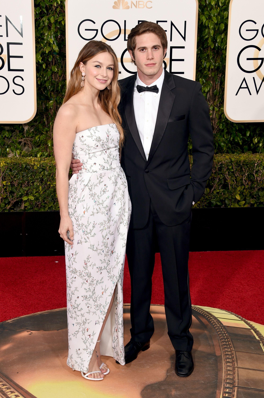 Supergirl S Melissa Benoist Granted Divorce From Ex Glee Co Star Blake Jenner
