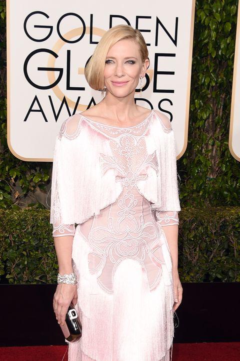 Cate Blanchett at Golden Globes