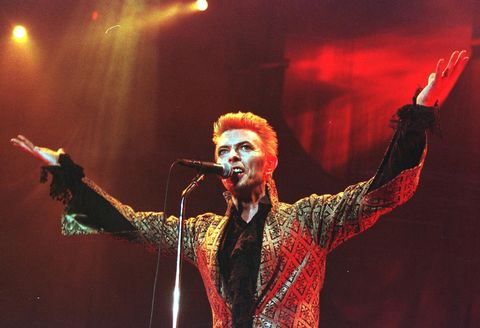 David Bowie's Ziggy Stardust and The Spiders From Mars concert movie