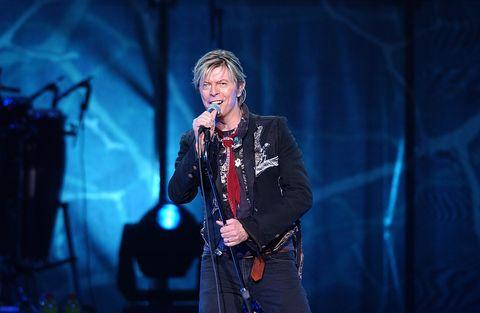 David Bowie: 2004