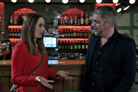 Caoimhe quits the Station but worries how Dean will react to her taking her job