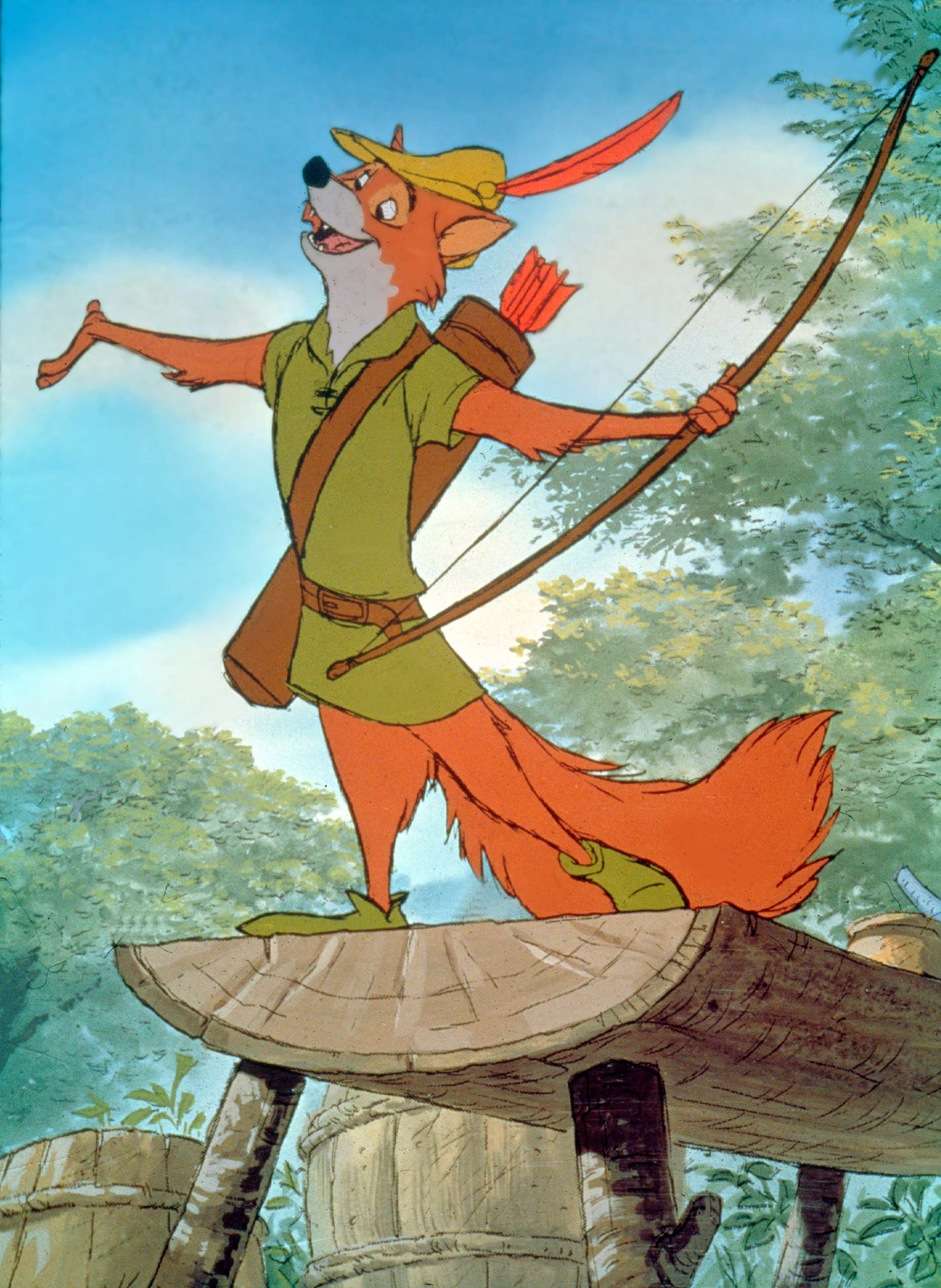 5 Reasons Robin Hood Is Disney S Forgotten Gem From Ooh De Lally