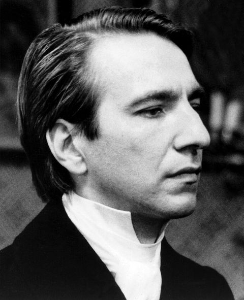 Alan Rickman in The Barchester Chronicles (1984)