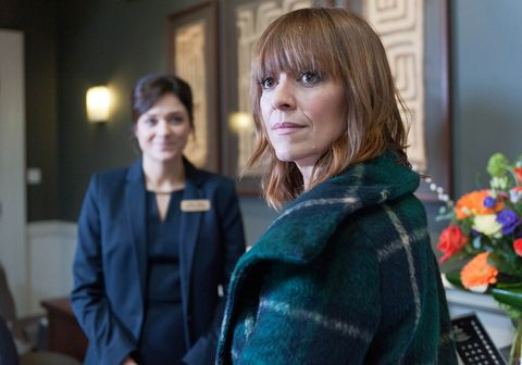 Rhona arrives to surprise Paddy