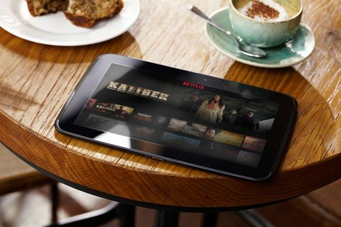 Younger viewers spend more time watching Netflix than the BBC