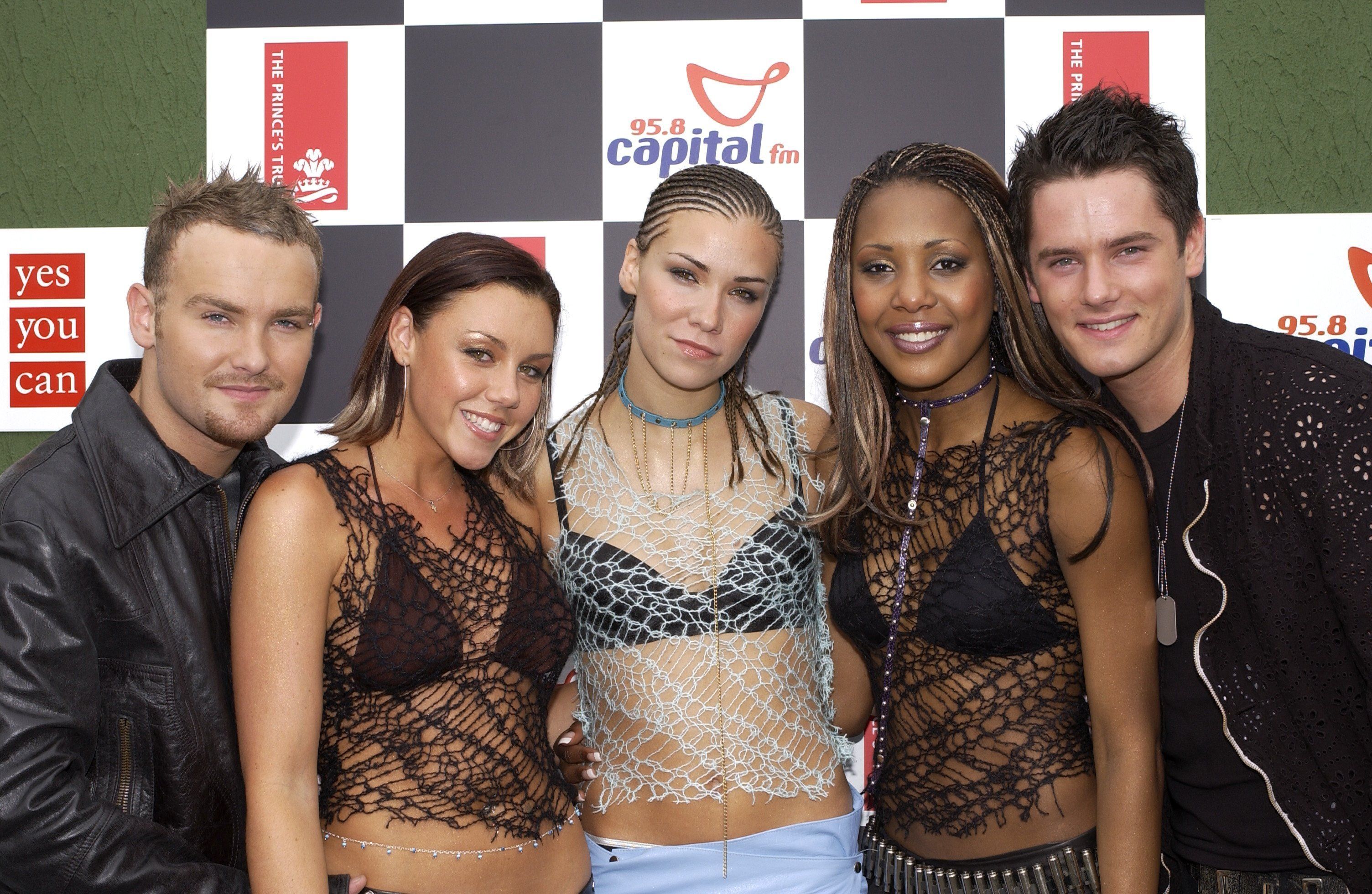 bc287cc1db Whatever happened to Liberty X  Take a look at what the Popstars runners-up  did next