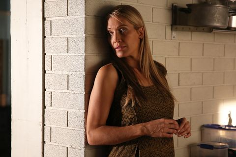 ​Charlotte's snooping is interrupted when Kyle returns home