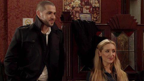 Aidan and Eva