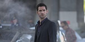 Tom Ellis in Lucifer S01E01