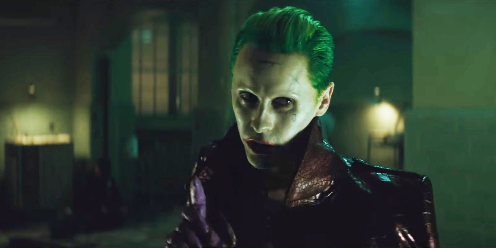 The Joker in Suicide Squad