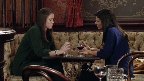 Kate talks to Sophie about Jenny