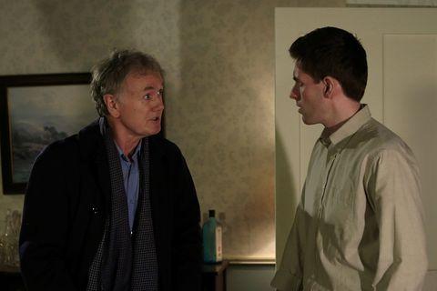 Bob does his best to talk sense into Shane
