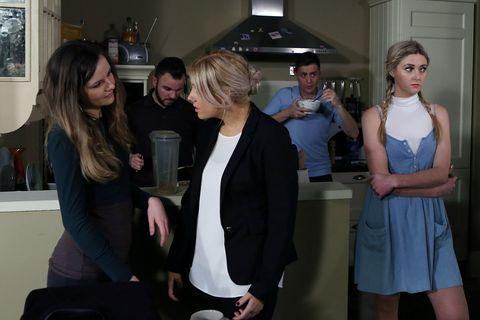 Kerri-Ann feels excluded in the Bishopa