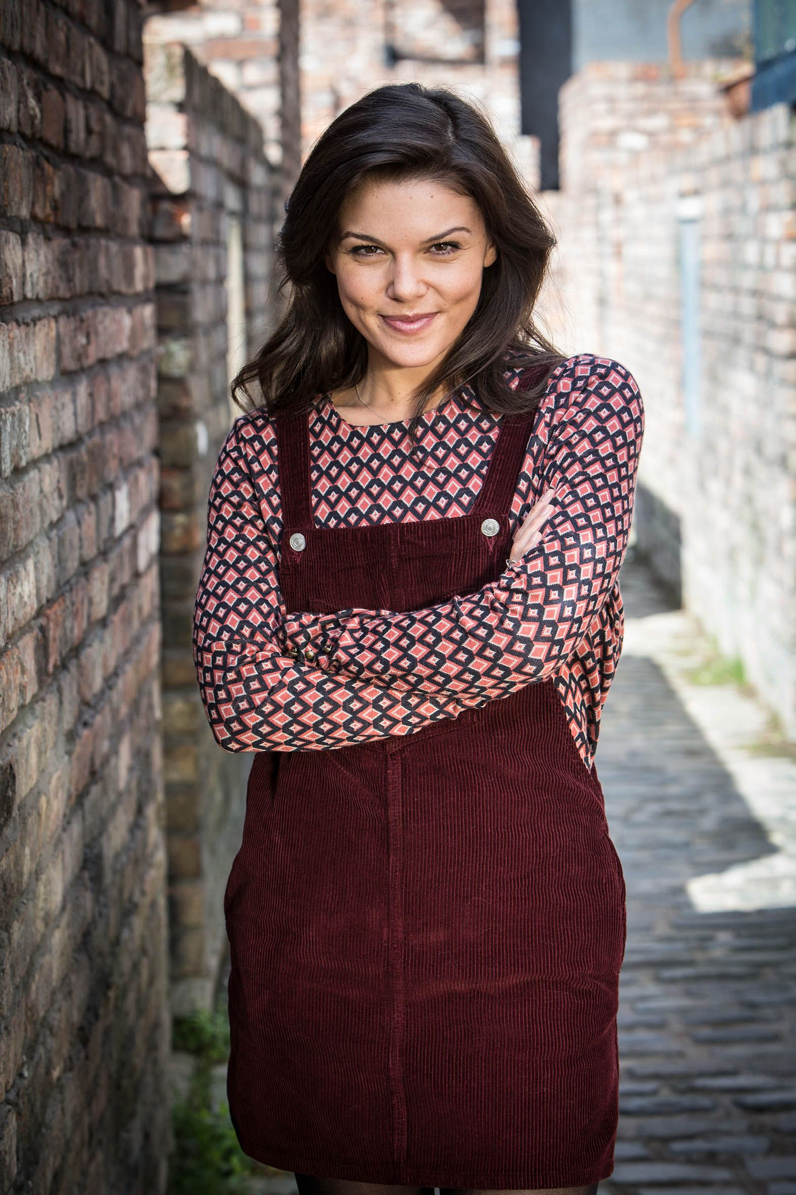 Coronation Street says goodbye to Kate Connor as she departs the cobbles