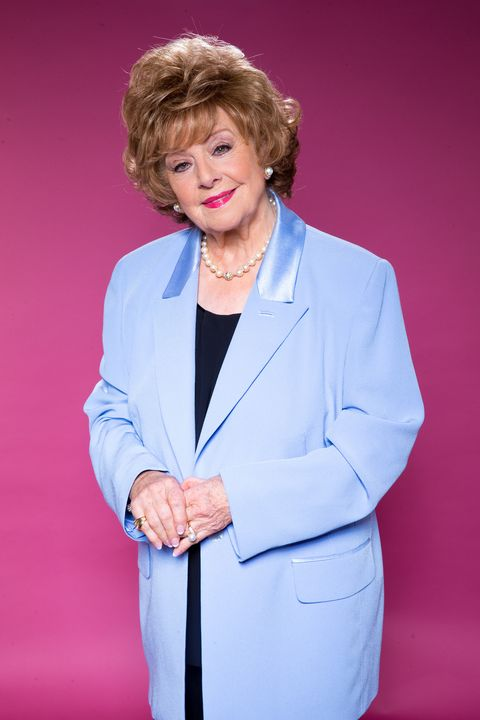 Barbara Knox as Rita Sullivan in Coronation Street