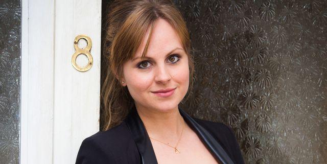 Coronation Street star Tina O'Brien confirms Christmas proposal story for Sarah Platt