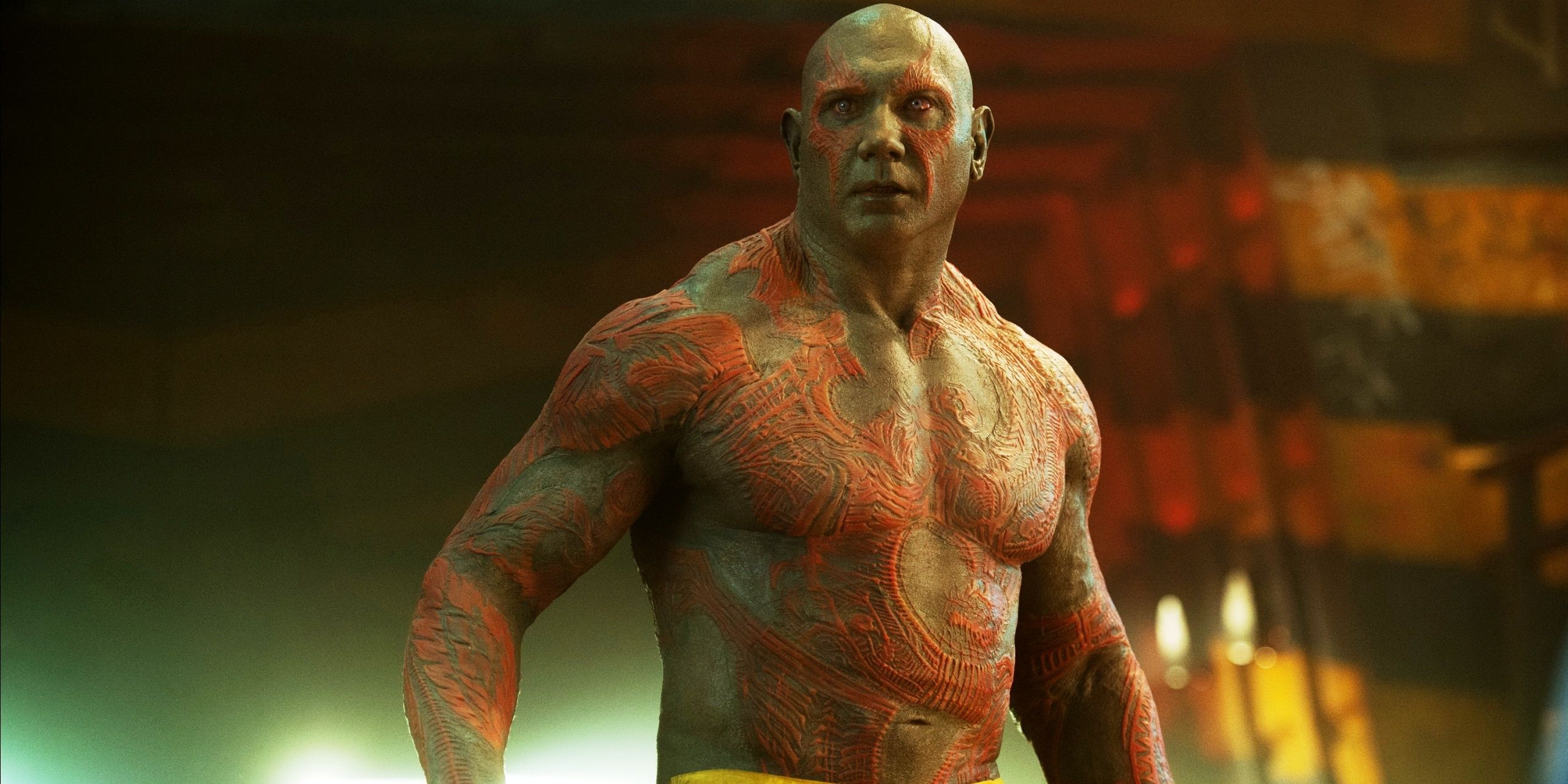 Drax in Guardians of the Galaxy