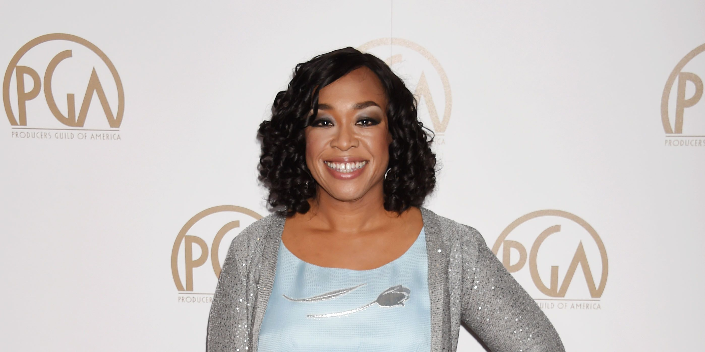 Shonda Rhimes arrives at the 27th Annual Producers Guild Awards
