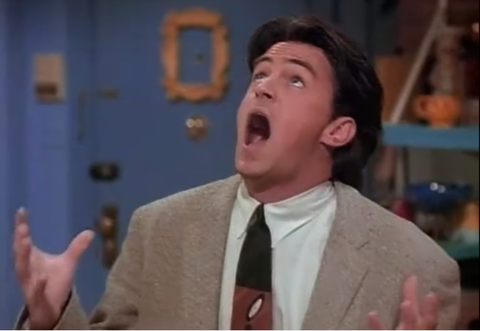 Friends: 13 dirty jokes that we totally didn't understand