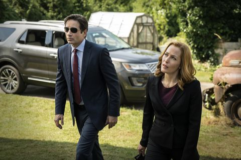 The X-Files season 11 will air on Channel 5 in the UK – but when?