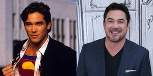 The New Adventures of Superman then and now: Dean Cain