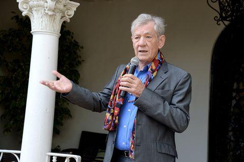 Lord of the Rings star Ian McKellen is bringing back Gandalf
