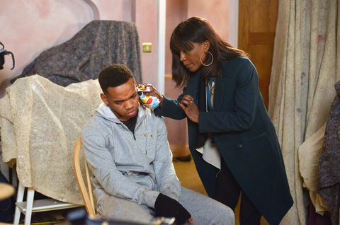Denise finally gets Jordan to talk to her