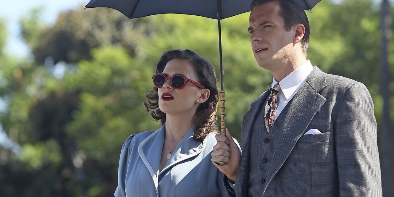 Agent Carter season 2, episode 1, 'The Lady in the Lake'