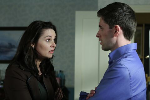 Despite Heather's fury, Shane decides it's time to tell Ama about the affair