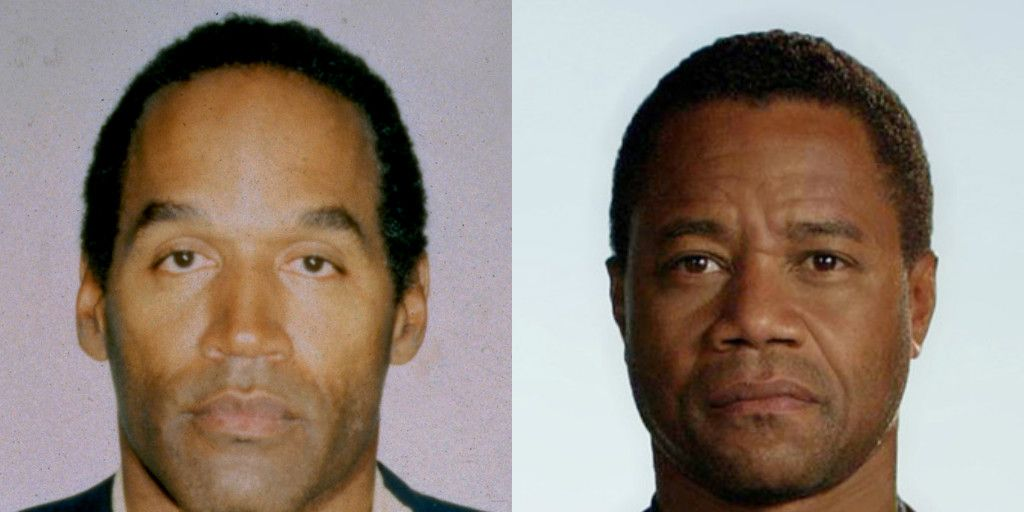 The People vs. OJ Simpson: OJ Simpson / Cuba Gooding Jr