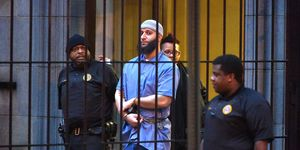 Adnan Syed appears in court on February 3, 2016