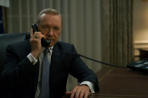 House of Cards season 4 first look