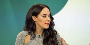 Stephanie Davis reflects on a bad period in her life during a Loose Women appearance, February 9