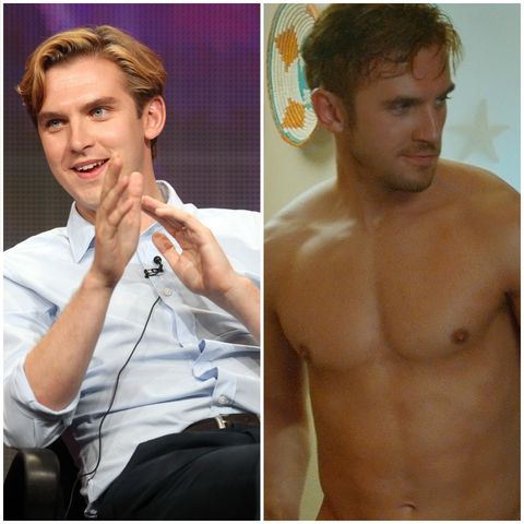 Celebrity body transformations – actors who bulked up or