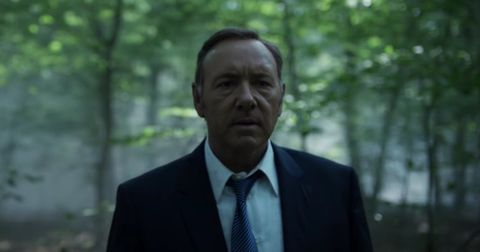 You destroyed us': Frank and Claire Underwood are at war in the new