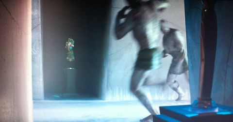 Infinity Gauntlet Thor Easter egg