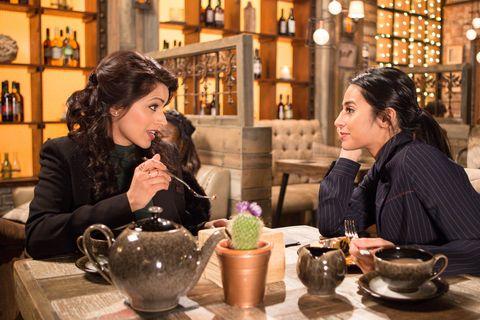 Rana tells Alya that her interview went well