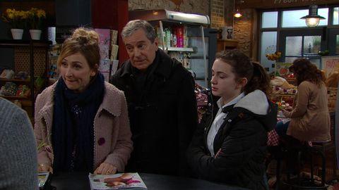 Laurel and Ashley despair over Gabby's behaviour