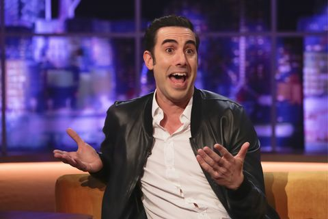 Sacha Baron Cohen was never signed up to play Freddie Mercury in Bohemian Rhapsody, according to producer