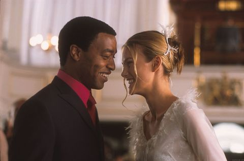 chiwetel ejiofor and keira knightley in love actually 2003